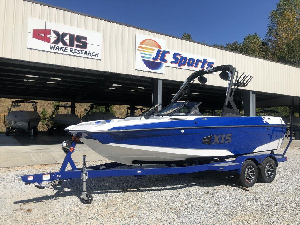 2021 Axis Wake Research A20