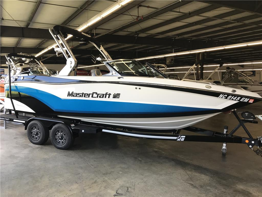 2018 Mastercraft XT22 50th Anniversary