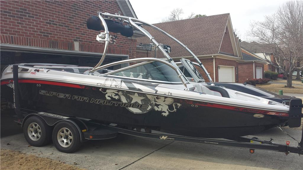 2008 Super Air Nautique TE