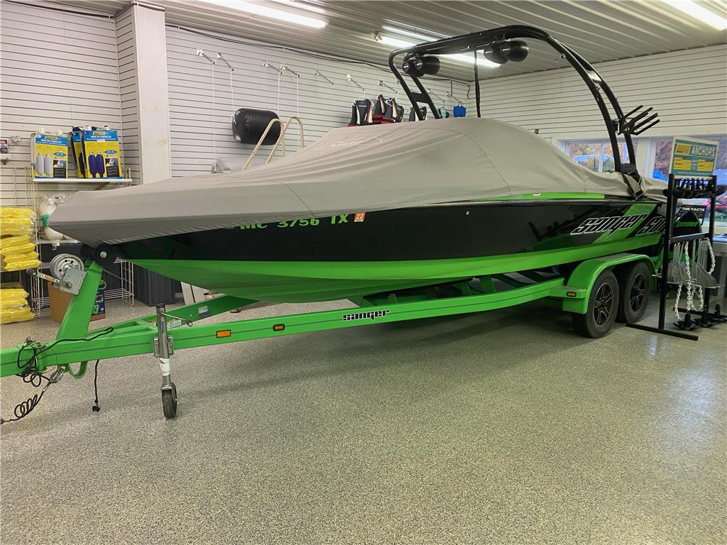 2016 Sanger 237S with Go Surf Assist