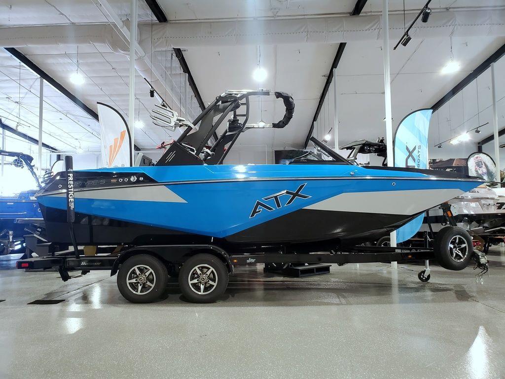 2021 ATX 22 Type-S