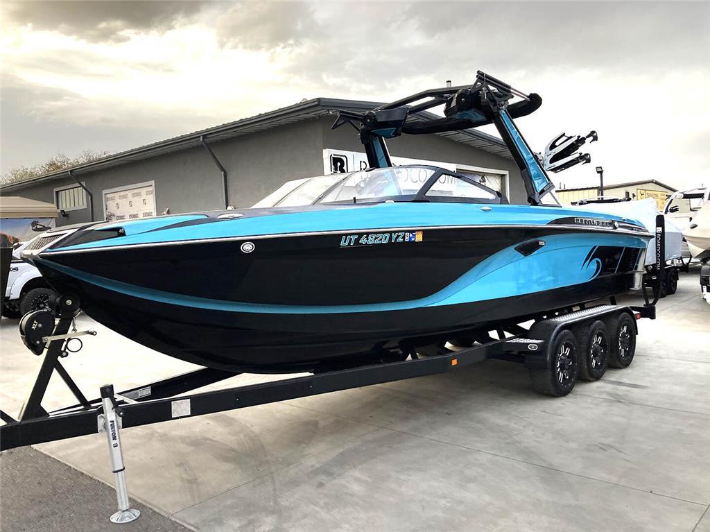 2019 Centurion Ri257 - Black / Sky Blue - FULLY LOADED
