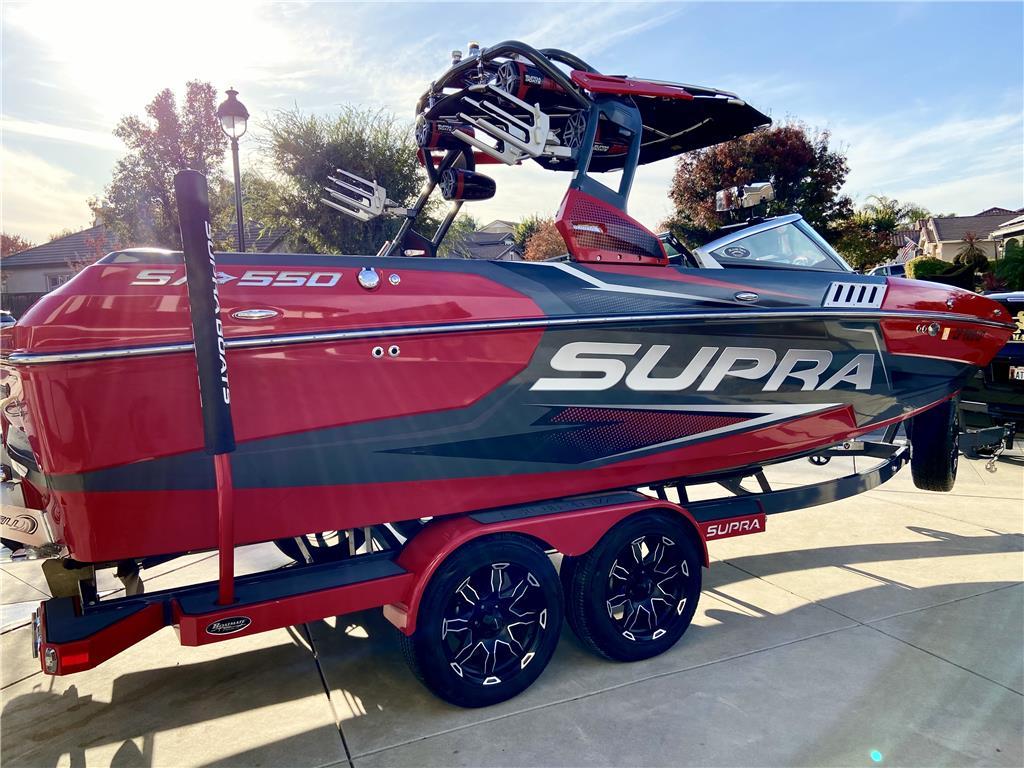 2016 SUPRA SA 550 PWT Edition
