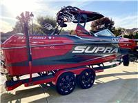 2016 SUPRA SA 550 PW...