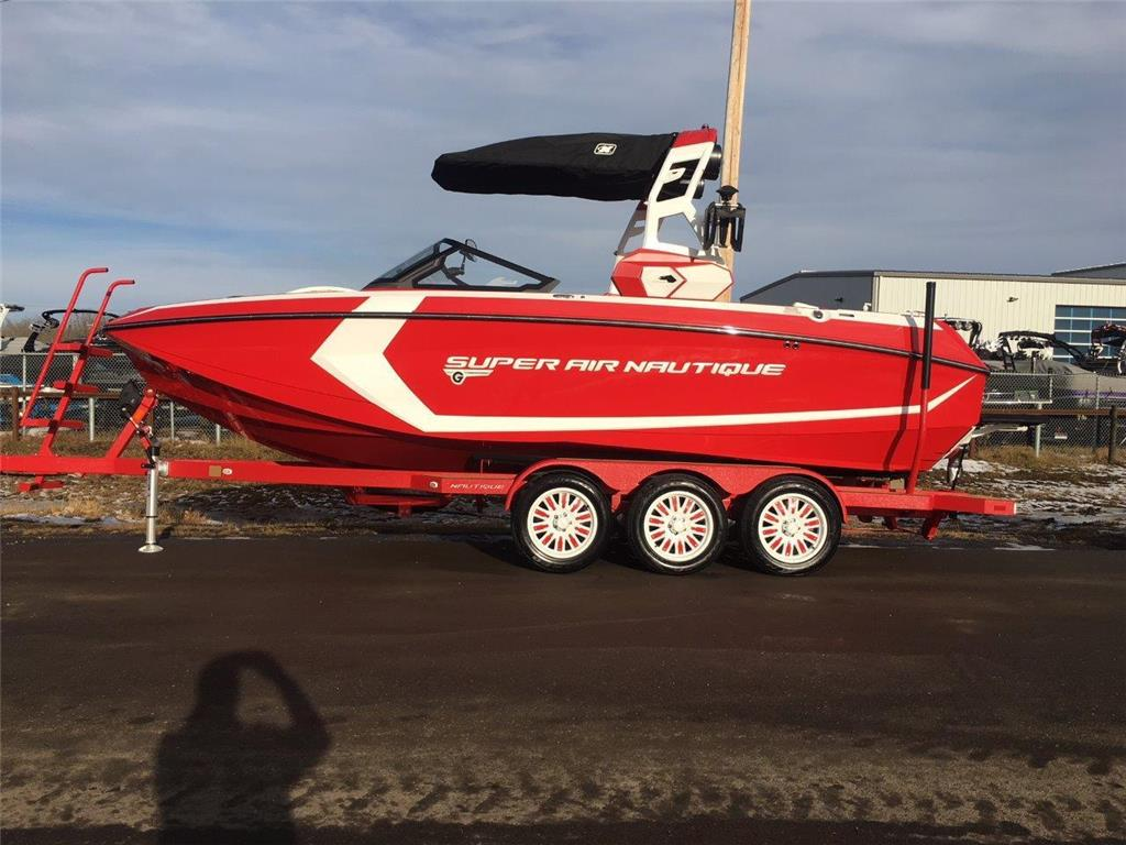 2019 Nautique Super Air G23 Victory Red White