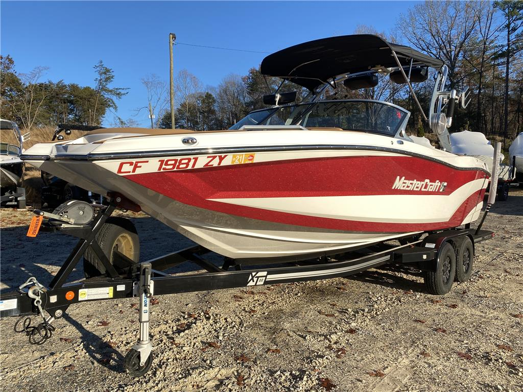 FULLY LOADED 2018 Mastercraft XT22 with Trailer... GREAT CONDITION (original MSRP: $165,850)