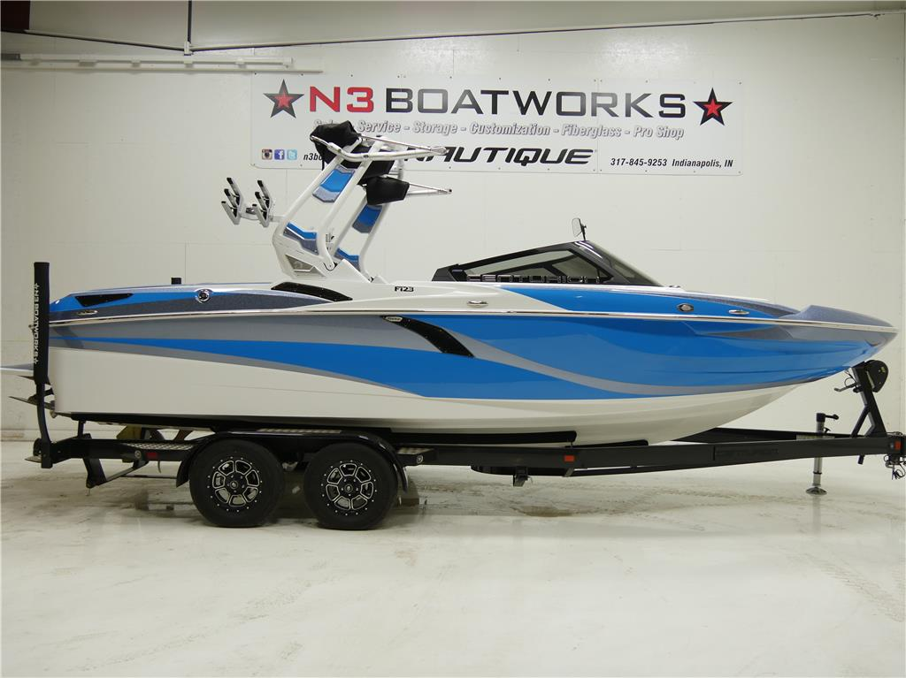 2021 Centurion Fi23 - Electric Blue/Gunmetal PENDING SALE