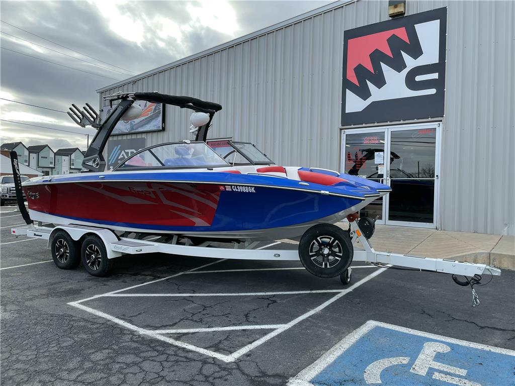 2018 Tige R22 with E2 Power Tower *Sale Pending*