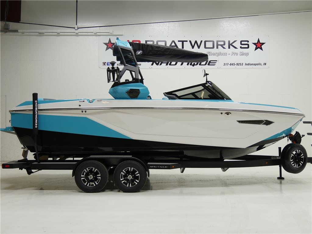 2021 Nautique G23 - Reef Blue/Mystic White