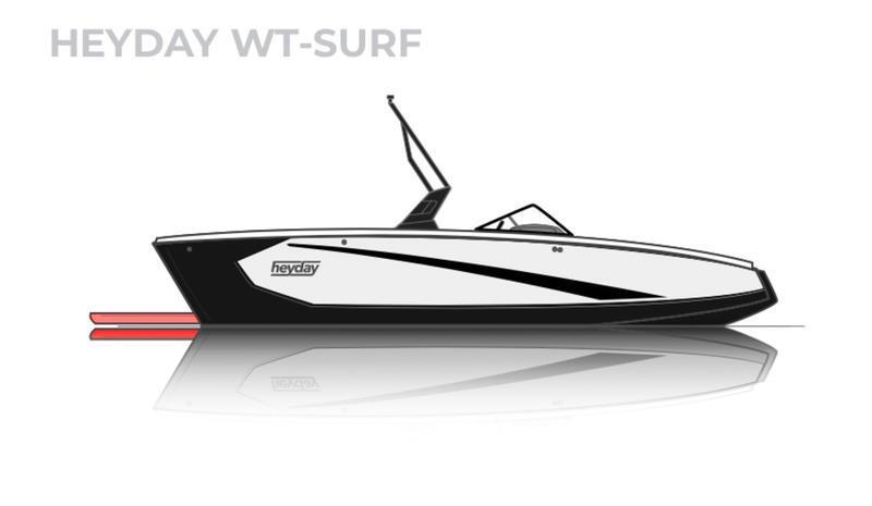 HEYDAY WT-SURF, A SURF BOAT FOR THE WHOLE FAMILY