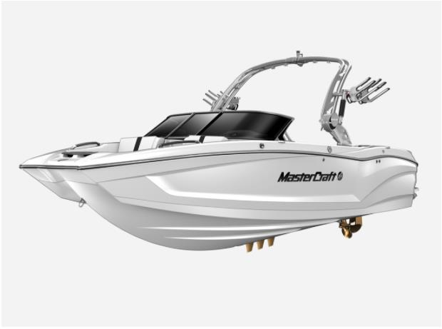 2021 MasterCraft X22