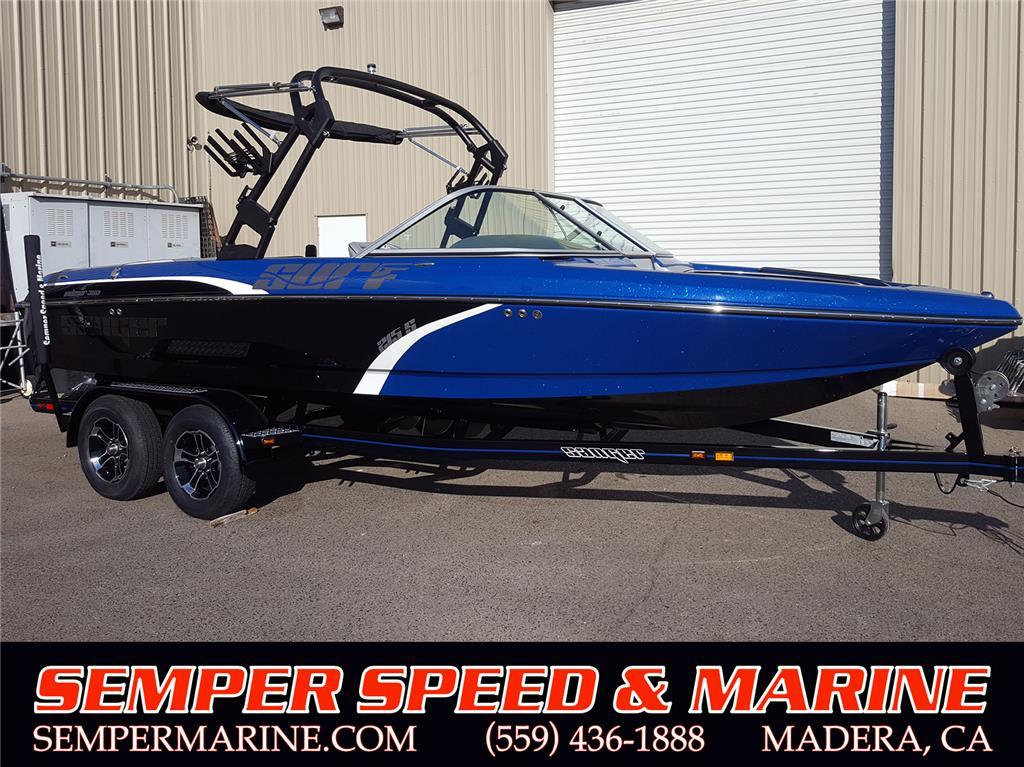 2020 Sanger Boats V215S STOCK#114B0