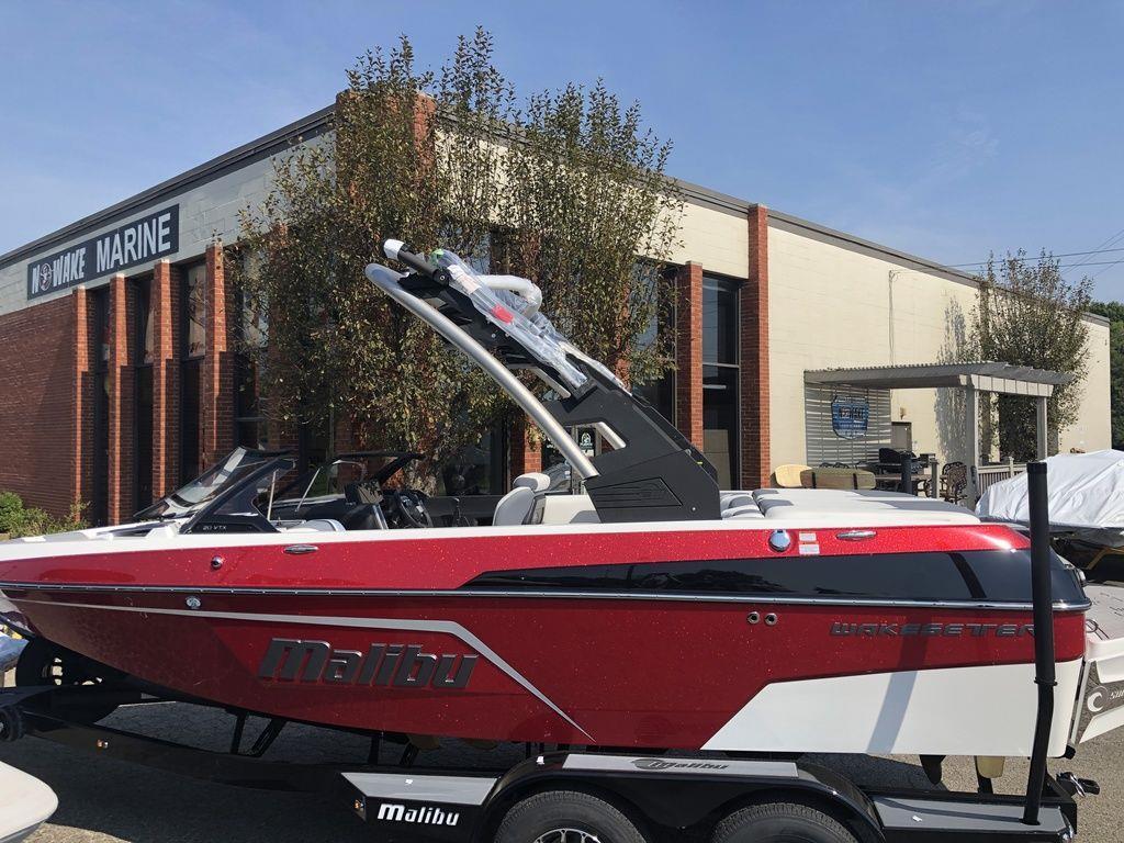 2020 Malibu Boats Wakesetter 20 VTX