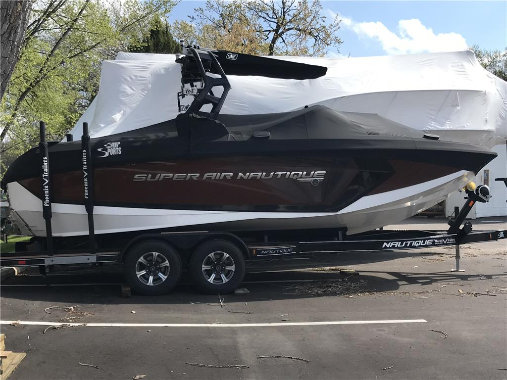 2017 Super Air Nautique G23 -- Fully Loaded