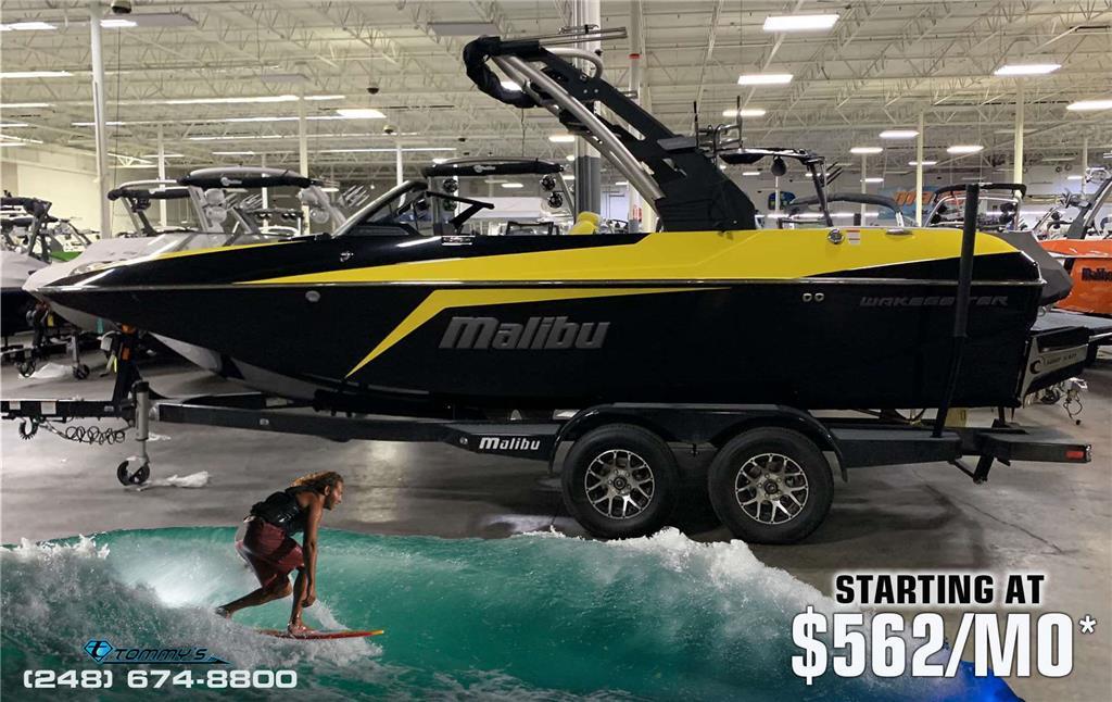 2020 Malibu 21 MLX