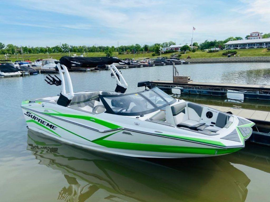 2019 Supreme Boats ZS212
