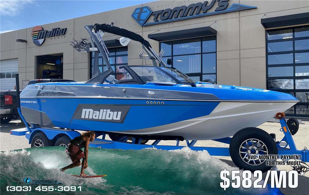 2020 Malibu 20 VTX