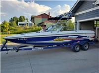 Sold 2002 Moomba Mob...