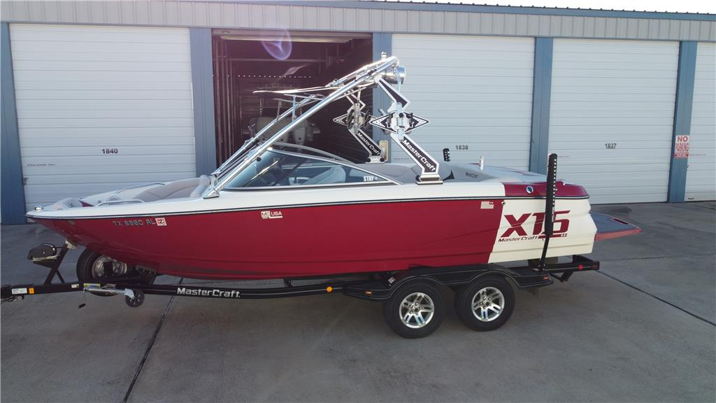 2007 Mastercraft X-15 For Sale in League City, Texas