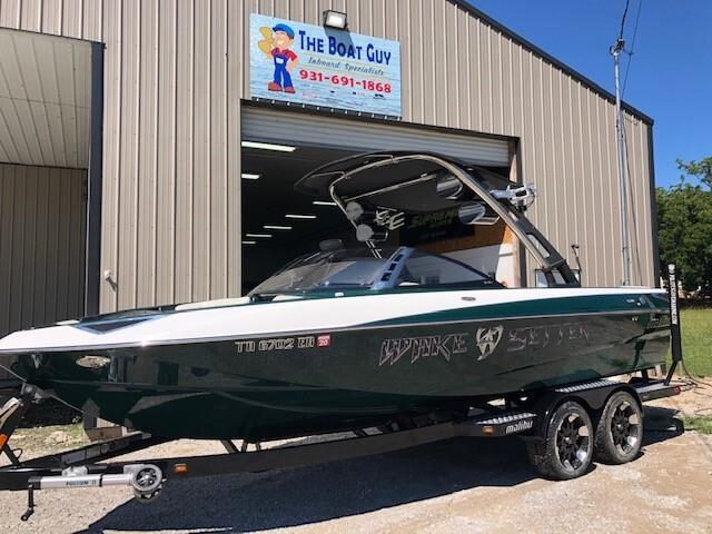 Clean, Low Hours 23LSV Malibu Wakesetter