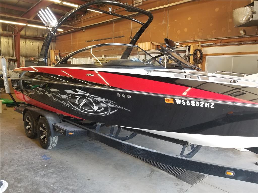 2007 Malibu Wakesetter 23 LSV