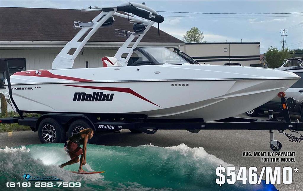 2020 Malibu 21 VLX
