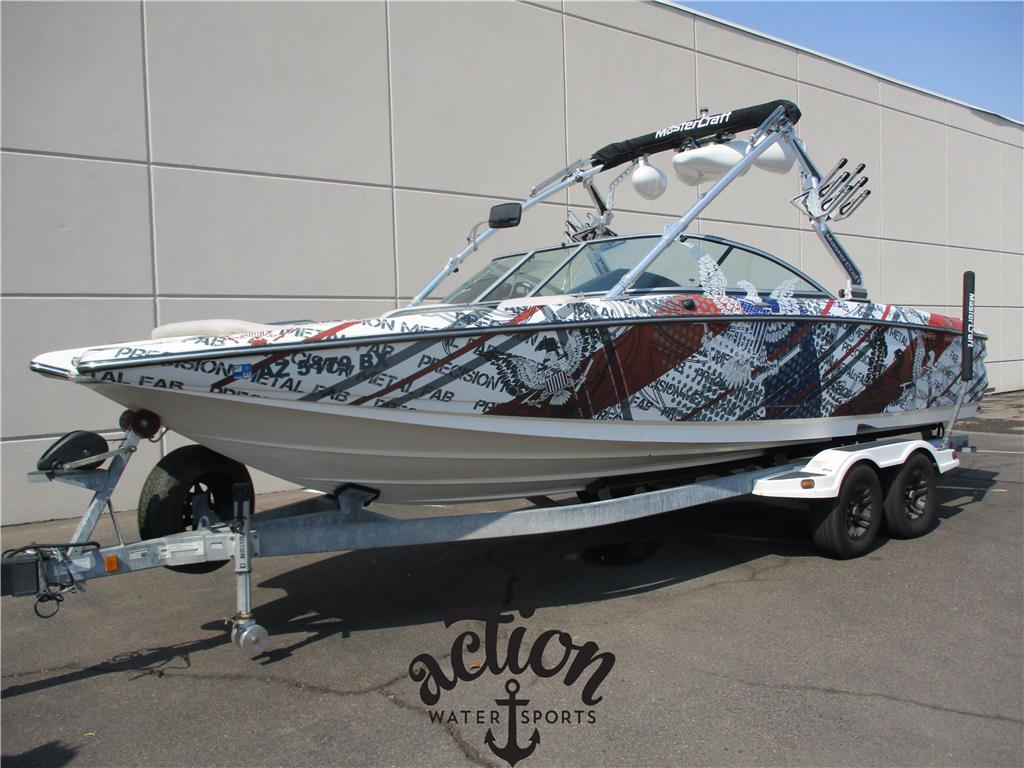 2010 MasterCraft X45 Extremely Clean!