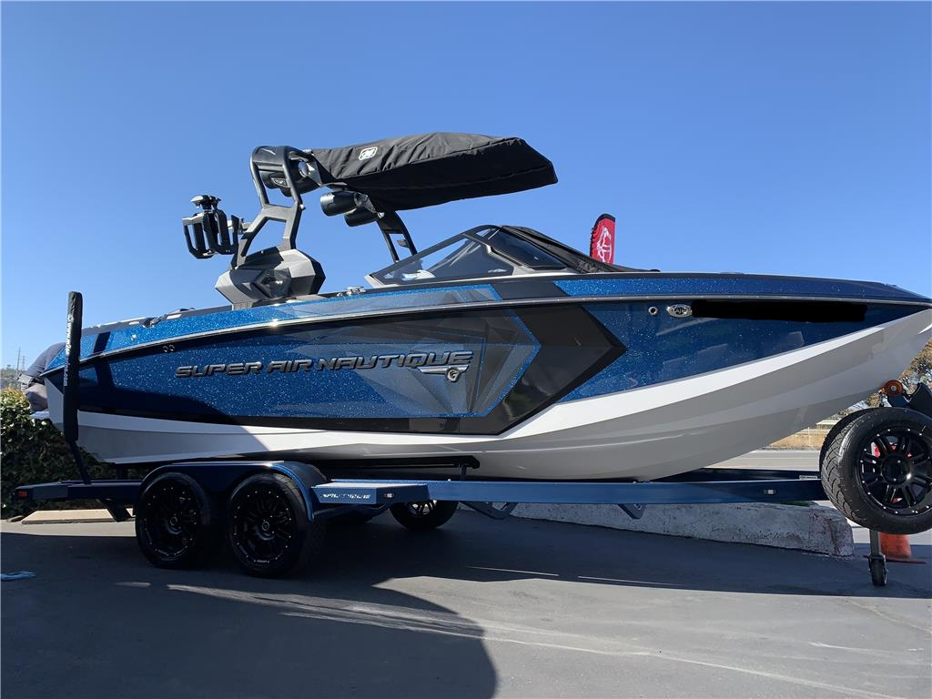 """2019 Super Air Nautique G23 XR7 SUPERCHARGED """"USED ~ ONLY 80 hrs!!"""""""
