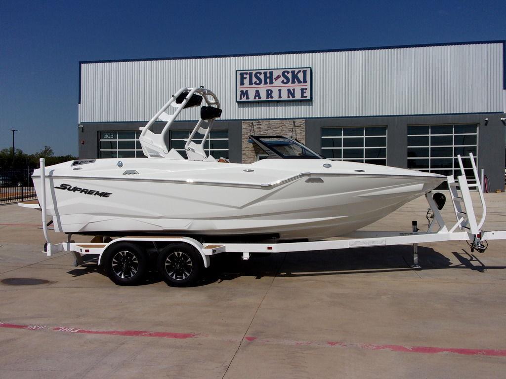 2021 Supreme Boats ZS212