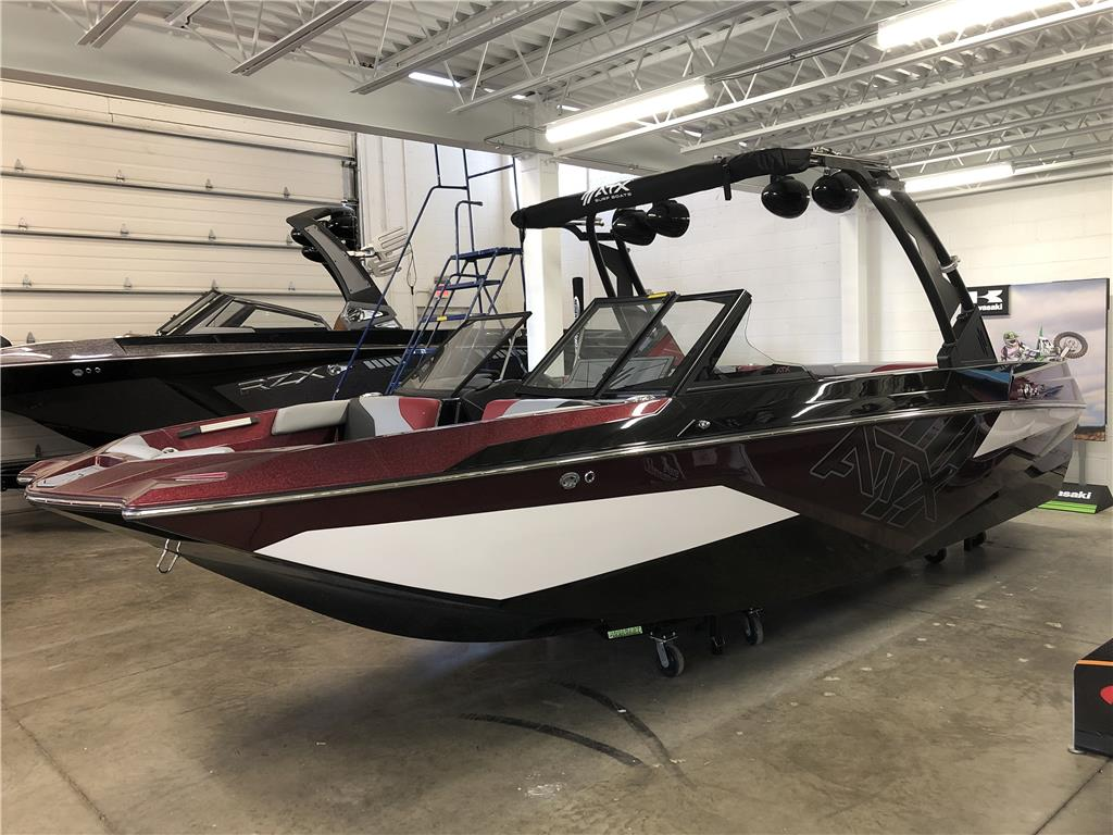 """2020 ATX 22 """"DEMO"""" FOR SALE! GET A GREAT DEAL ON THIS BOAT!"""