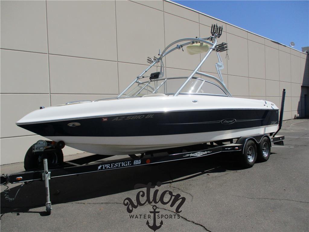 2005 Tige 24V Wake boat