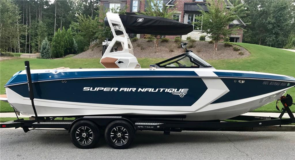2019 Nautique Only 1 Season Less Than 100 Hours Reduced Price!