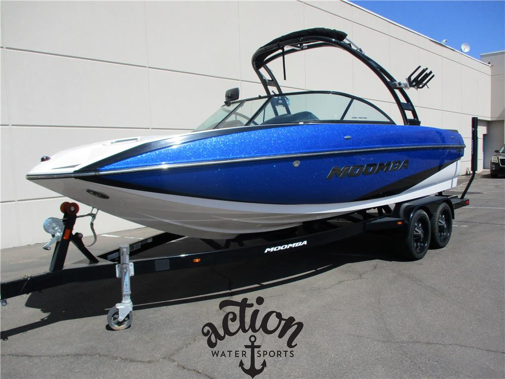 2015 Moomba Mojo -  Super low hours!
