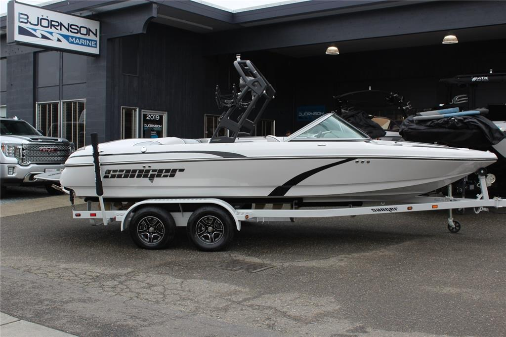 NEW 2021 Sanger V215SX 7 Year Warranty!