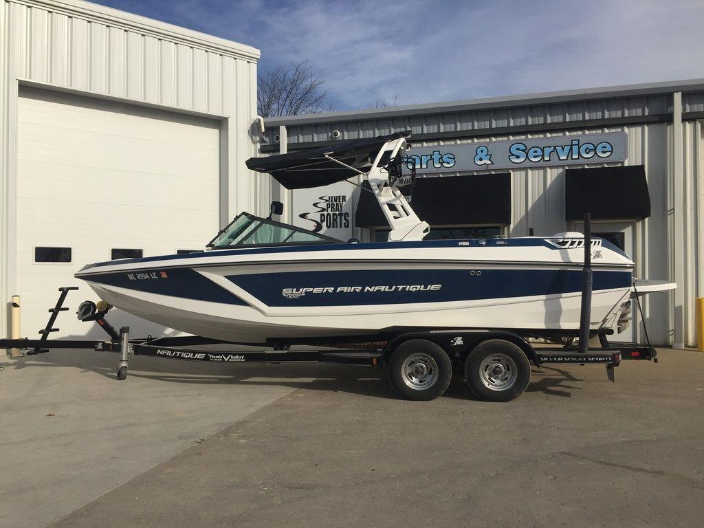 2017 Nautique Super Air GS22 Open Bow