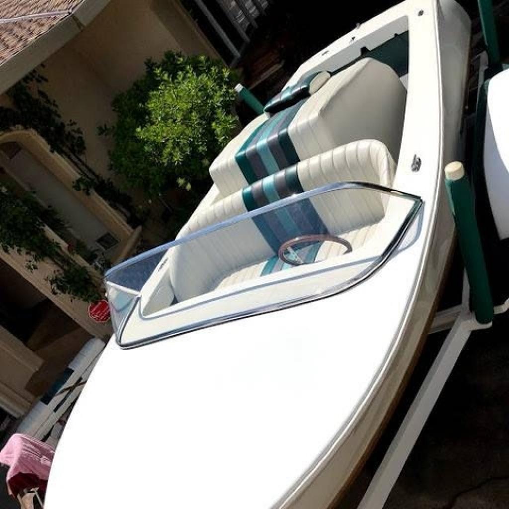 1965 Keaton Utility Ski Boat