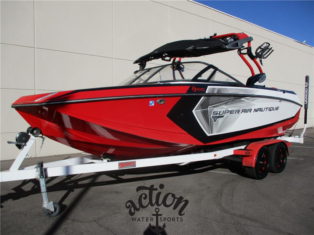 2016 Super Air Nautique G23