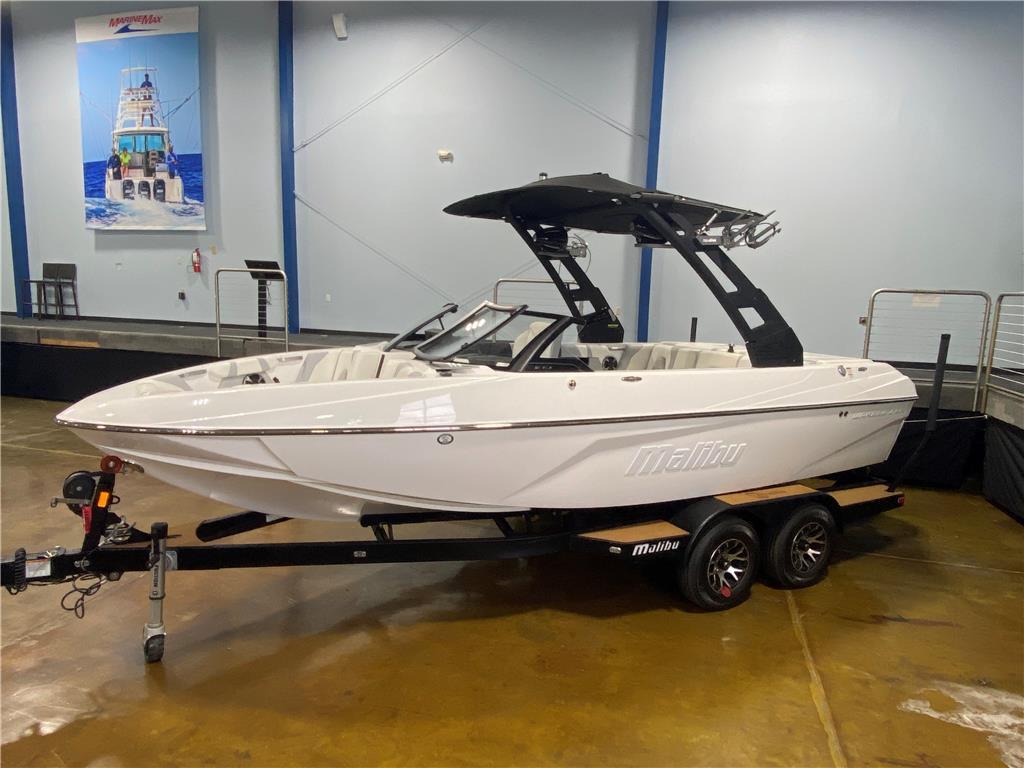 2020 Malibu 21VLX SRP Saltwater Ready