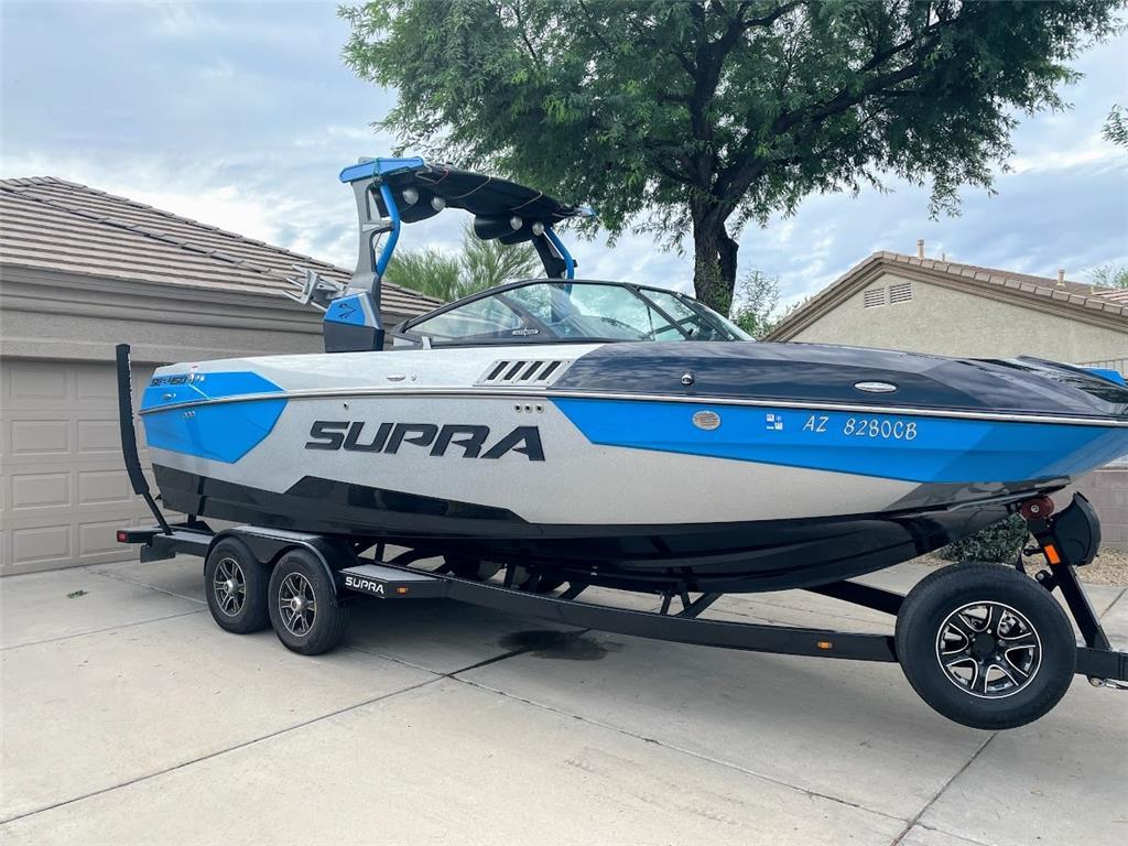 2019 Supra SE 450