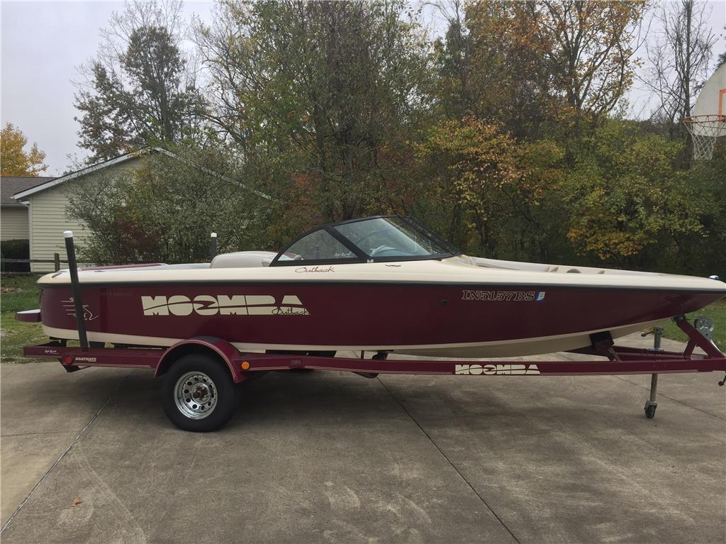2000 Moomba Outback LS