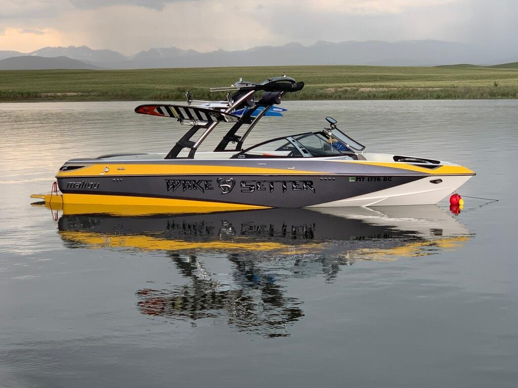 2013 Malibu Boats W23LSV