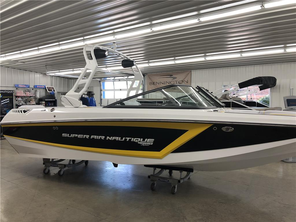 2019 NAUTIQUE GS20- FRESHWATER ONLY-TRAILER INCLUDED