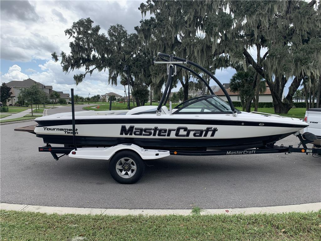 2005 Mastercraft Prostar 197 Tournament Team