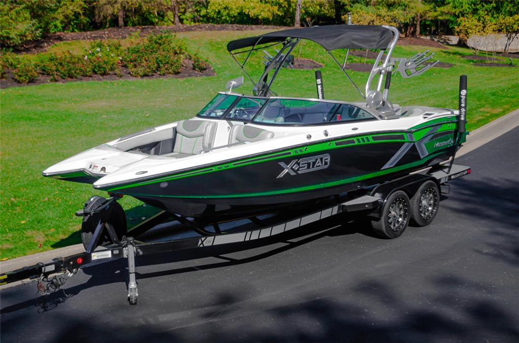 SOLD...2015 Mastercraft X-STAR, Like New, Freshwater, 250 Hours