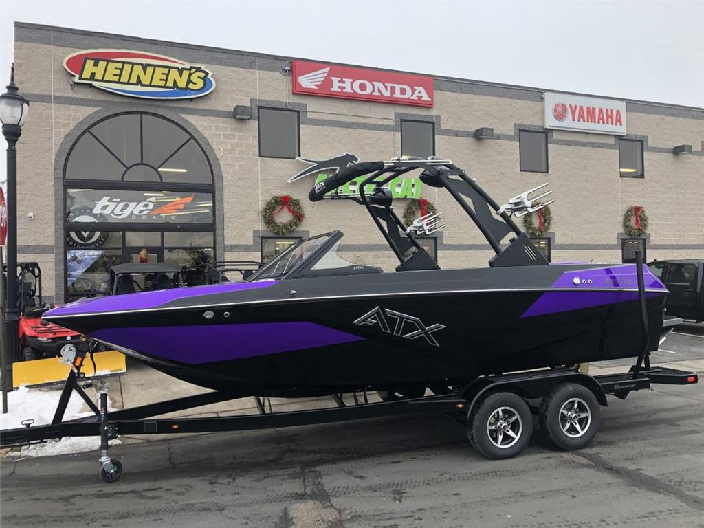 2021 22 ATX TYPE S! Just arrived! MSRP $104668. Get this boat before it
