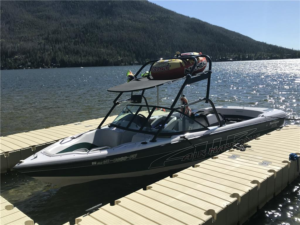 1998 Air Nautique - Open Bow & Tower