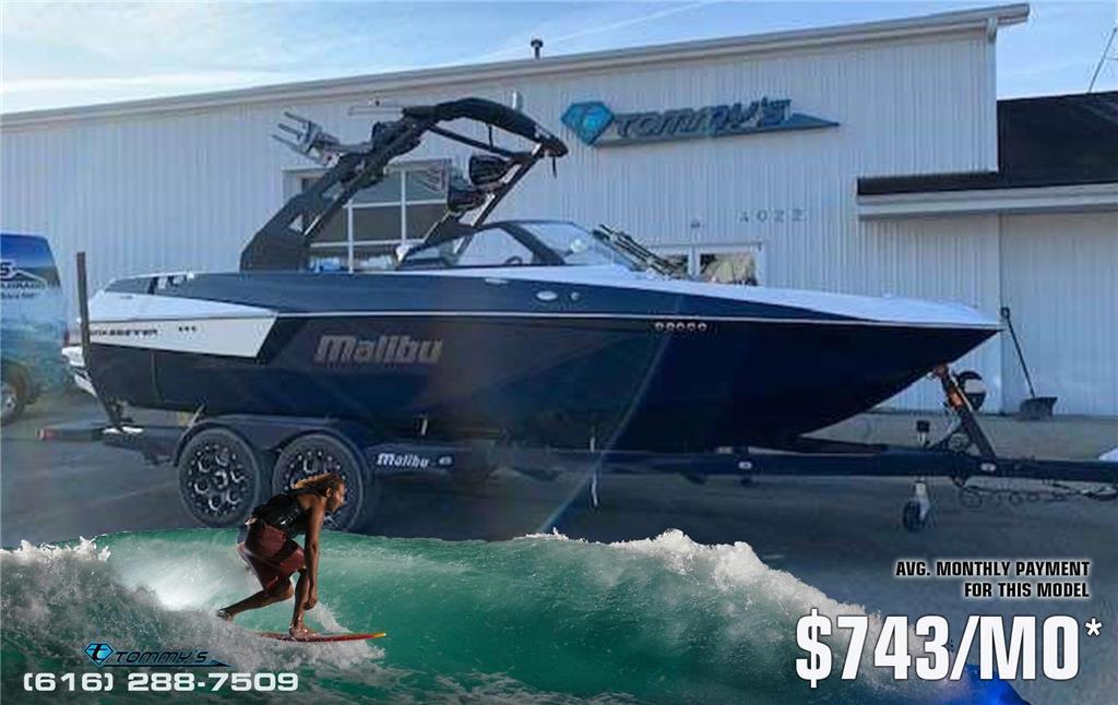 2020 Malibu 22 MXZ