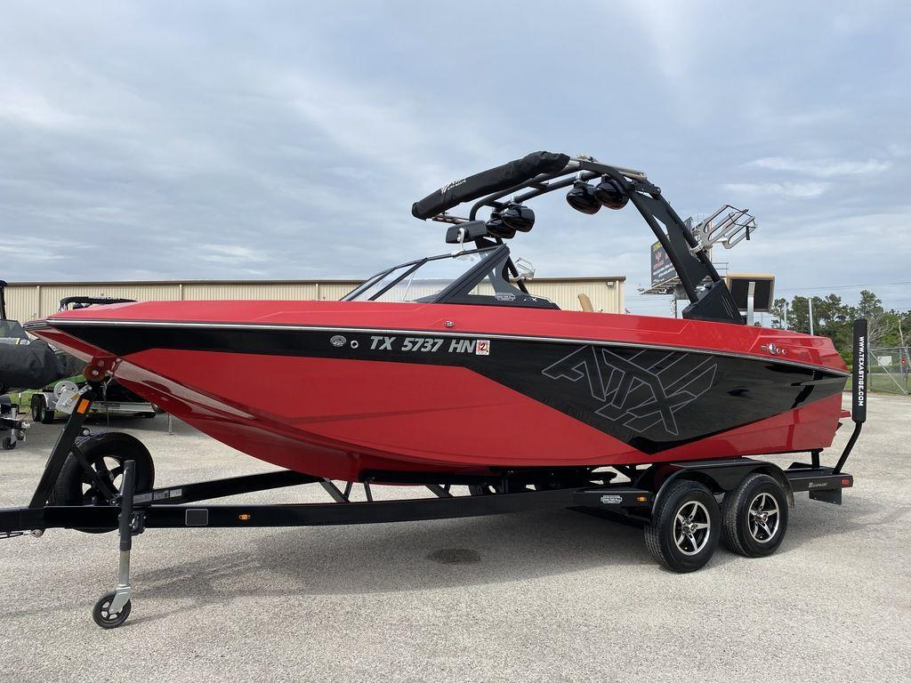 2020 ATX Boats 22 TYPE-S