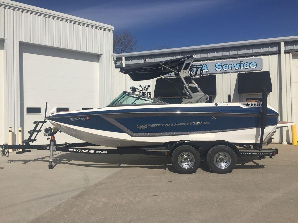 2017 Nautique Super Air GS20 Open Bow