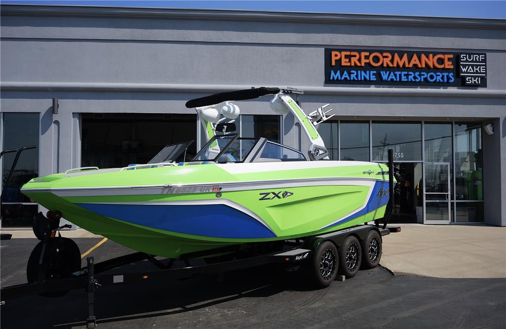 2019 Tige ZX5 SURF MONSTER  ONE OWNER VERY CLEAN 118HRS SALE PENDING